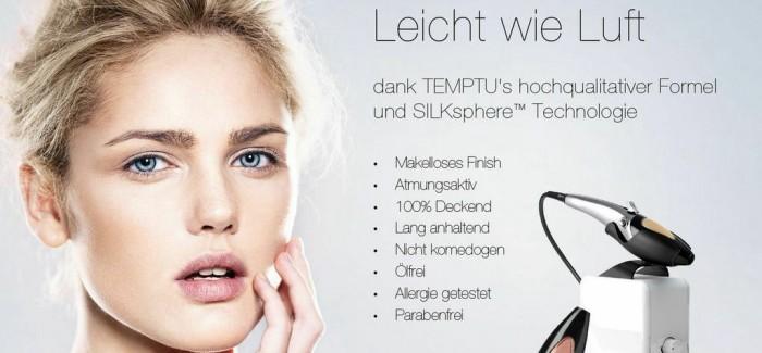 TEMPTU Profi Make-up zum Selbermachen.