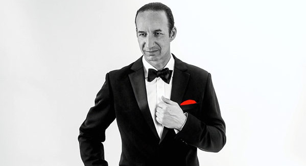 Michael Seida mit Big Band: Sa.13.Juni 2015 Wiener Stadthalle