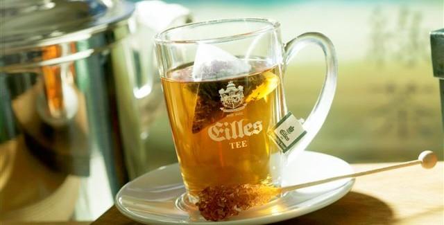 Eilles Tee aus dem Hause J.J.Darboven