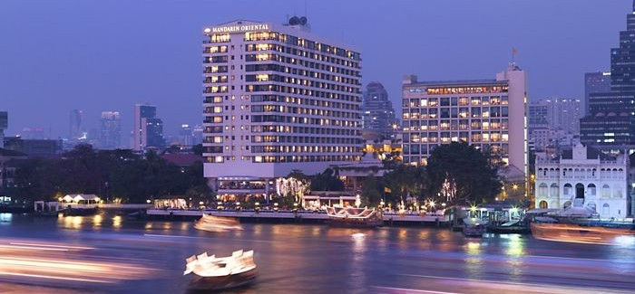2016: 140 Jahre Jubiläum Mandarin Oriental Bangkok*****