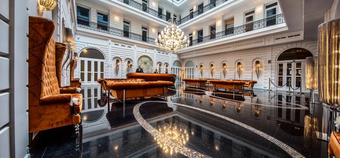 Prestige Hotel Budapest****s
