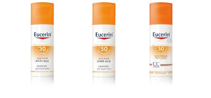 Eucerin: Sonnenpflege mit Beauty – Effekt!