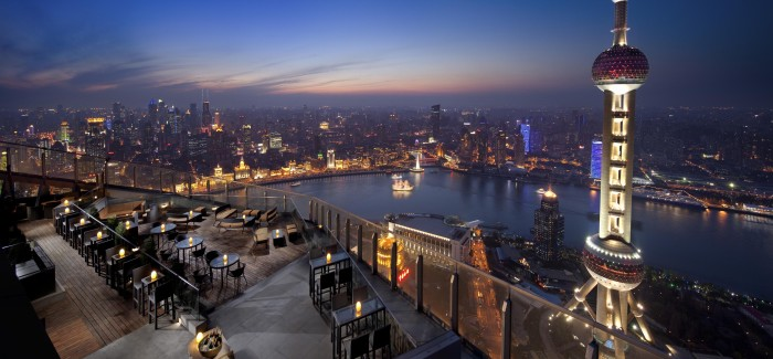 The Ritz Carlton Shanghai Pudong*****