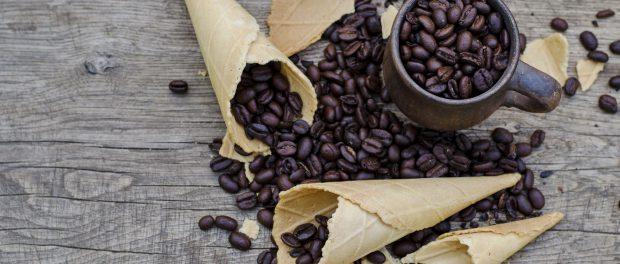 Kommt der Coffee in a Cone Trend in die Wiener Kaffeehäuser?
