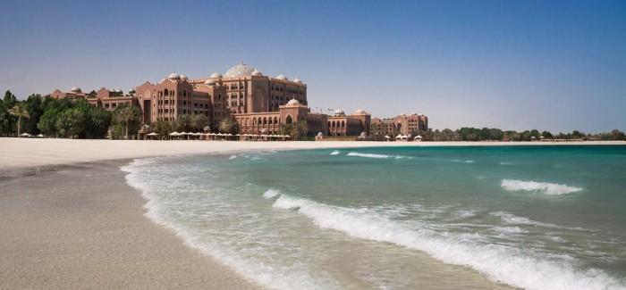 Hotel Emirates Palace Abu Dhabi*****