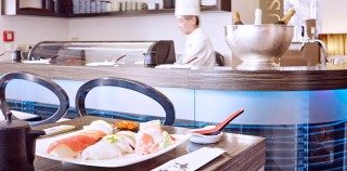 Grand Hotel Wien: Unkai Shushi Bar