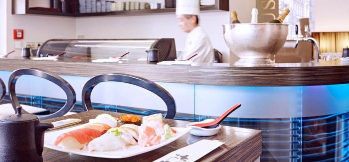 Grand Hotel Wien: Unkai Shushi Bar