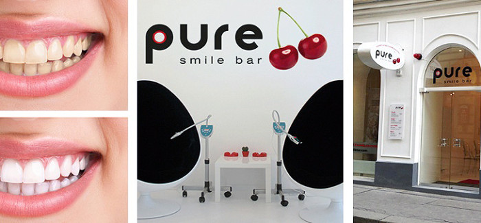 "Pure Smile Bar ""Bleaching to go"""