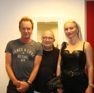 Sting Konzert in Wien