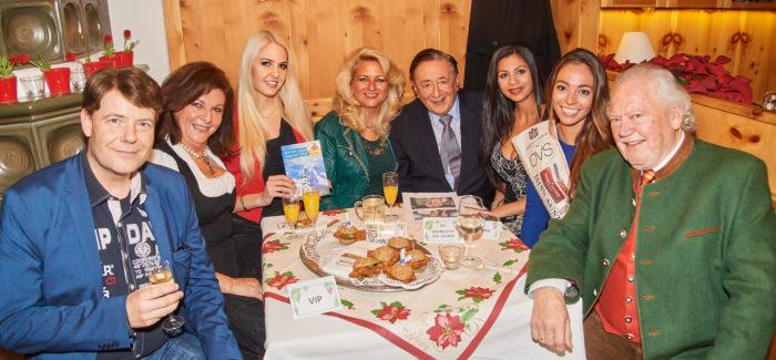 Miss Austria 2017 zu Gast bei Heurigen Schneider-Gössl