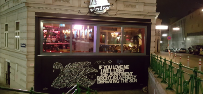 Windows, Cafe, Cocktail, Bar