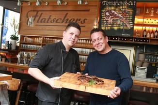 Neuer Küchenchef im Steakhouse Flatschers