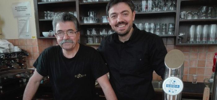 """Bulgarische Spezialitäten im """"Credo"""""""