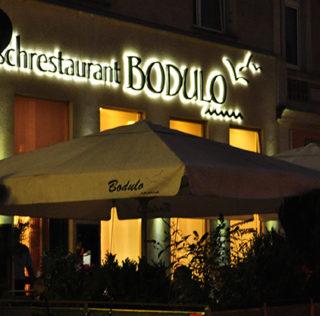 Fisch Spezialitäten Restaurant Bodulo