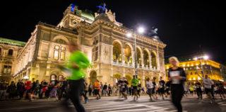Vienna nightrun 2018