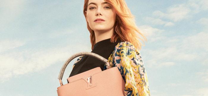 Louis Vuitton Travel 2018 Kampagne mit Emma Stone